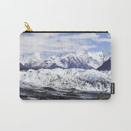 Matanusk Glacier Alaska Carry-All Pouch