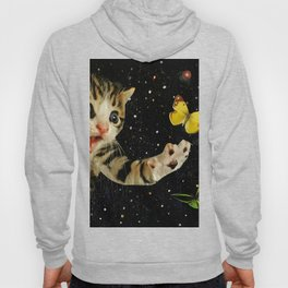 All Across the Universe Chasing Butterflies and Dreams Hoody