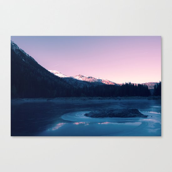 Safe in a Dream Canvas Print