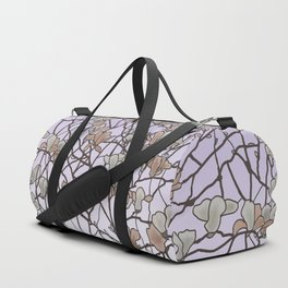 pattern of branches in pastel colors 2 (https://society6.com/totalflora/collection ) Duffle Bag