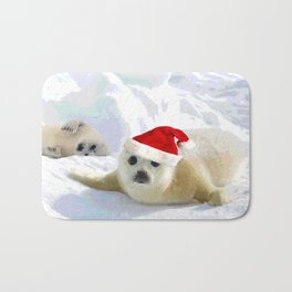 Save Me   Christmas Spirit Bath Mat