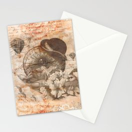 The Journey of Mind Stationery Cards
