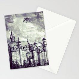 Neuschwanstein Dragon Stationery Cards