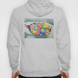 Marshmallow Cereal Hoody