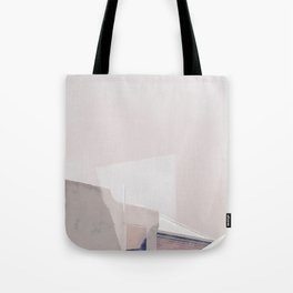 Rooftop Reflections Tote Bag