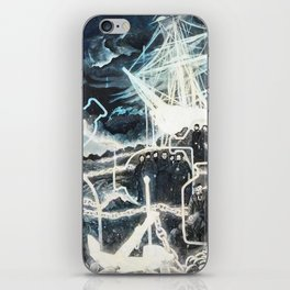 """""""Washed Ashore"""" iPhone Skin"""