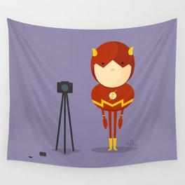 My camera hero! Wall Tapestry