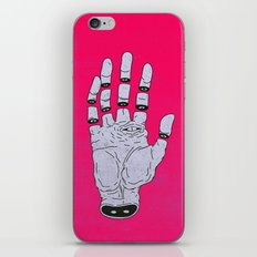 THE HAND OF ANOTHER DESTYNY iPhone & iPod Skin