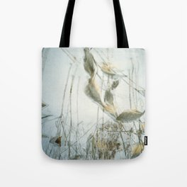 Milk Weed Tote Bag