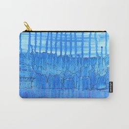 Glacial Cavern Carry-All Pouch