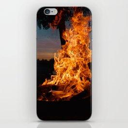 Slow Roast iPhone Skin