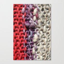 Yarn Canvas Print