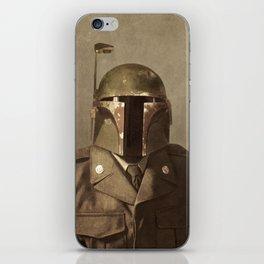 General Fettson iPhone Skin