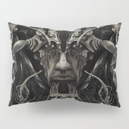 A Consumption of Memory and Identity Pillow Sham