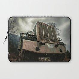 Rusty Warrior Laptop Sleeve
