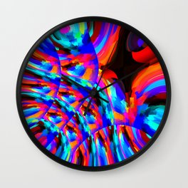 Omni-Centric Philosophy Wall Clock