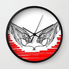 Duality - Love Wall Clock
