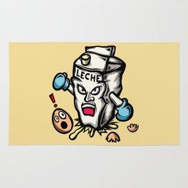 Bad Milk! Rug