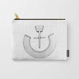 "Nazarene ""ن"" Carry-All Pouch"