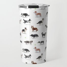 The Border Collie Travel Mug