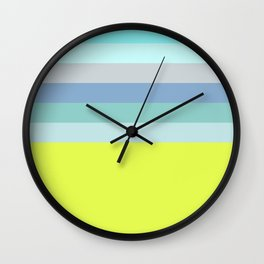 design your life Wall Clock