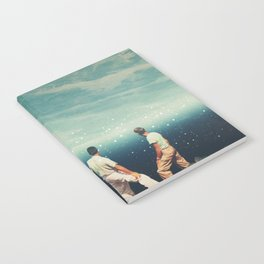 The Earth was crying and We were there Notebook