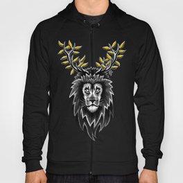 Deer Lion Hoody