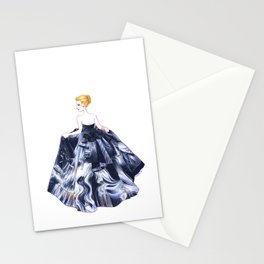 Nightgown Stationery Cards