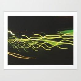 Lifeline No.1 Art Print