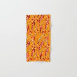 Willow Pattern Hand & Bath Towel
