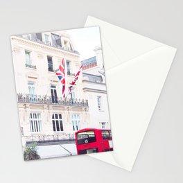 London Street 13 Stationery Cards