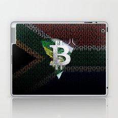 bitcoin South Africa Laptop & iPad Skin
