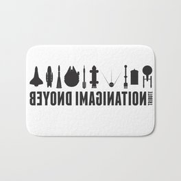 Beyond imagination Bath Mat