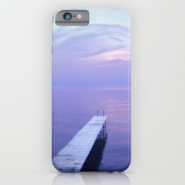 Long Dock Coastal Potography iPhone Case