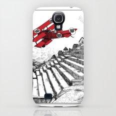 asc 114 - Le Baron Rouge & son ours Darwin (La montagne où tombent les étoiles) Galaxy S4 Slim Case