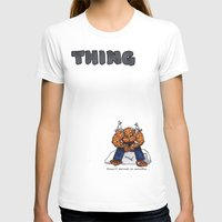 the thing T-shirts featuring Thing by ToppArt