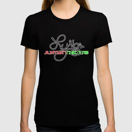 Lyrics Anonymous T-shirt