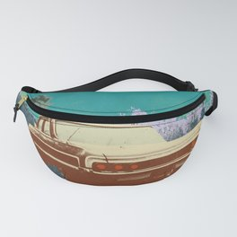 EVENING EXPLOSION Fanny Pack