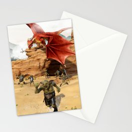 Goblin Initiation Stationery Cards