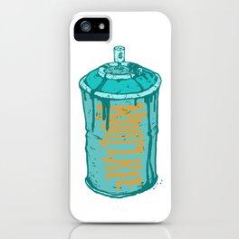 Knuckle SprayCan iPhone Case