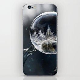 Winter wonders iPhone Skin