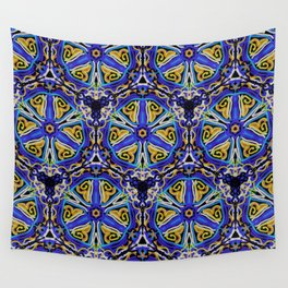 Abstract Sand Dollars Wall Tapestry