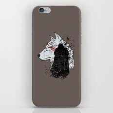 Once a Crow, Always a Crow iPhone & iPod Skin