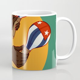 Cuban Maracas Coffee Mug