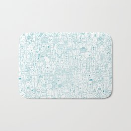 The farmer Bath Mat