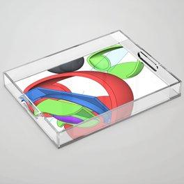 repulse drive Acrylic Tray