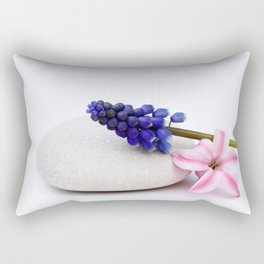 Zen * Spring - JUSTART © Rectangular Pillow
