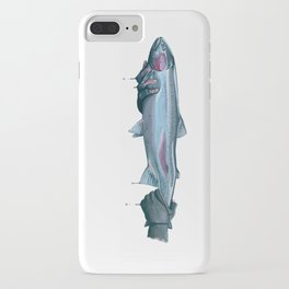 Salmon River Steelhead iPhone Case
