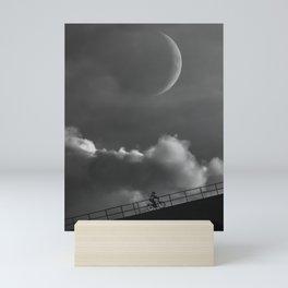 Determination Mini Art Print