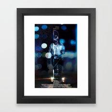 Drive Framed Art Print